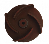 Replacement impeller for Duromax 3-inch water pump