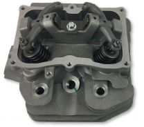 Generac 420cc complete cylinder head that have the 6 bolt valve cover