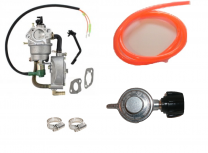LPG Conversion Carburetor Kit for the Firman 5700 running watt generator
